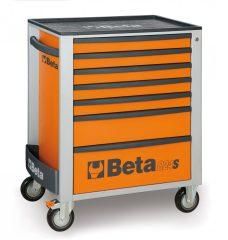 Beta 2400S-7/E-S EASY 7 fiókos szerszámkocsi 240 darabos szerszámkészlettel