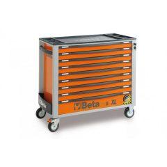 Beta 2400S-XL9/E-XL EASY 9 fiókos szerszámkocsi új 493 darabos szerszámkészlettel