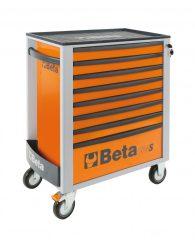 Beta 2400S-8/E-XL Beta EASY 8 fiókos szerszámkocsi 384 darabos szerszámkészlettel