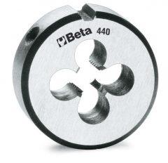 Beta 440A Menetmetsző, metrikus normál menet, krómacélból