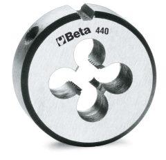 Beta 440B Menetmetsző, metrikus normál menet, krómacélból