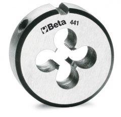 Beta 441B Menetmetsző, metrikus finom menet, krómacélból
