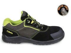 Beta 7223PEK EASY PLUS Hasított bőr cipő jól szellőző mesh betétekkel és kopásálló megerősítéssel az orr területén