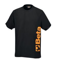 "Beta 7549N ""Work"" póló, 100% pamut, 150 g/m2, fekete"