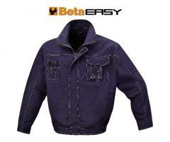 Beta 7849BL T/C twill munkadzseki 245 g, kék