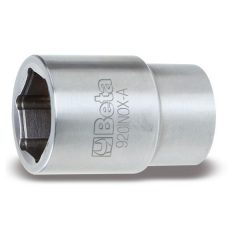 """Beta 920INOX-A Szögletes csatlakozású, 1/2""""-es negatív tájoló kulcs, hatlapú bemenettel, rozsdamentes acélból"""