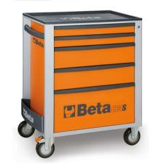 Beta C24S/5 - 2400S5 5 fiókos szerszámkocsi több színben
