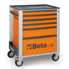Beta C24S/6 - 2400S6 6 fiókos szerszámkocsi több színben