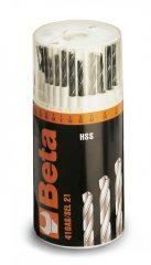 Beta 410AS/SEL21 rövid csigafúró szerszám készlet