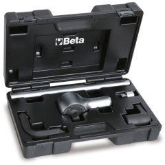 Beta 560/C6 Nyomatéksokszorozó, jobbos és balos műanyag kofferban Áttétel 6,5:1