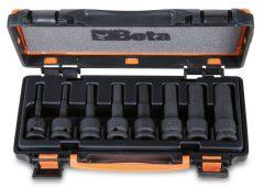 Beta 720ME/C8 8 gépi dugókulcs fémdobozban