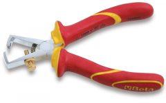 Beta 1142MQ 160 Kábelcsupaszoló fogó, krómozott