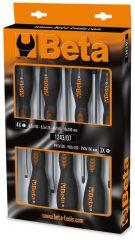 Beta 1243/D7 7 részes csavarhúzó szerszám készlet