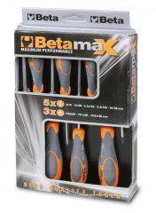 Beta 1293/D8 8 részes csavarhúzó szerszám készlet