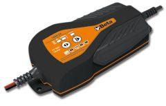 Beta 1498/2A 12 V elektronikus motorkerékpár akkumulátor töltő