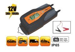 Beta 1498/8A 12 V autó-haszonjármű elektronikus akkumulátortöltő