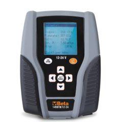 Beta 1498TB/12-24 digitális 12 V akkumulátor vizsgáló és 12-24 V indító és töltő rendszer elemző