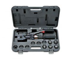 Beta 1609C/C5 Hidraulikus krimpelő fogó készlet kofferban