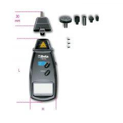 Beta 1760/TC2 Digitális fordulatszámmérő műszer
