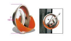 Beta 1767PMC Műanyagtálka kis tárgyak elhelyezésére, mágneses, kerek