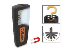 Beta 1838UV UV + fehér fényű tölthető lámpa ideális a szivárgások keresésére