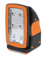 Beta 1838FLASH Ultrakompakt feltölthető lámpa, legjobb megoldás mindenféle körülmények között.