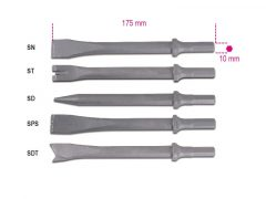 Beta 1940E10/ST 1940 E10/ST-chisels for air hammers