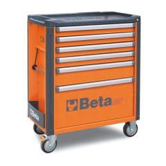 BETA C37/6  6 fiókos szerszámkocsi, választható színekben