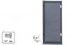 BETA 3700/PFL Perforált oldalpanel a C37 fiókos szerszám kocsihoz