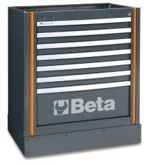 Beta C55M7 7 fiókos rögzített modul műhelyberendezéshez