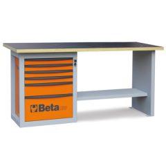 """Beta C59A - 5900A """"Endurance"""" munkapad egy 6 fiókos blokkal – választható színekben"""