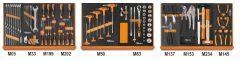Beta 5904VU/M 91 darabos szerszámkészlet