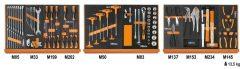 Beta 5904VU/1M 91 db-os szerszám klt. általános karbantartáshoz