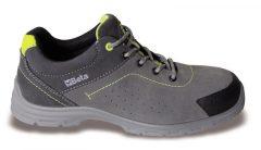 Beta 7212FG perforált hasítottbőr cipő kopásálló orrvédő betéttel