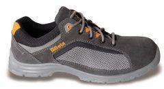 Beta 7213FG perforált hasítottbőr cipő, jól szellőző mesh betétekkel