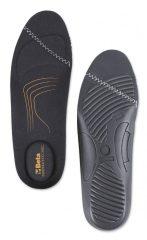 Beta 7398/0-G 40-anatómiailag formázott eva hab talpbetét csillapító sarokrésszel (a 0-gravity cipőkhöz ajánlott