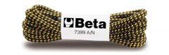 Beta 7399 A/N... 1 pár cipőfűző, narancssárga/ fekete