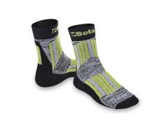 Beta 7427 Maxi Sneaker zokni védő és szellőző betétekkel a sípcsont és a rüszt területén