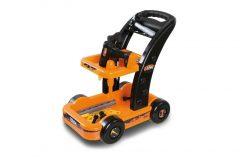 """Beta 9547T """"Kinder trolley"""", szerszámkocsi szerszámokkal 3 év feletti gyermekek számára"""