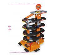 """Beta 9548G """"Kinder Garage"""" 6 szintes, autómosóval, lifttel és rámpákkal"""