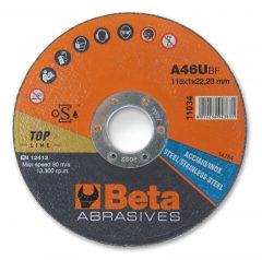 Beta 11033 vágókorong rozsdamentes acélhoz