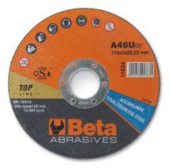 Beta 11034 vágókorong rozsdamentes acélhoz