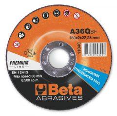 Beta 11040 vágókorong rozsdamentes acélhoz