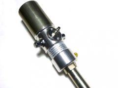 pneumatikus zsírzópumpa, 50:1, 220kg-os hordóhoz