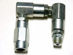 Z-alakú zsírzó pisztoly csatlakozó