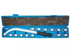 ékszíj feszítő kulcs készlet, 15 darabos