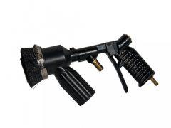 körkefés homokfúvó pisztoly SB28-as kültéri homokfúvóhoz