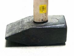 lakatos kalapács fa nyéllel, 3kg