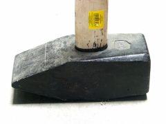 lakatos kalapács fa nyéllel, 5kg
