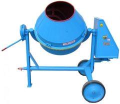 AGRO-WIKT Betonkeverő BWA320 (320/200 liter) 400V